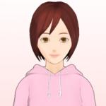 メイ_パーカー(正面_背景有)