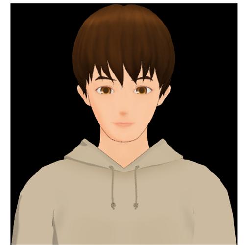 タクミ_パーカー(正面)